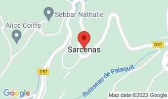 Guilletière 38700 Sarcenas