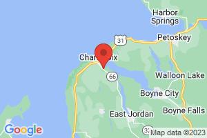 Map of Lakeshore Club