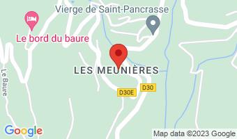 Les Meunieres 38660 Saint-Pancrasse