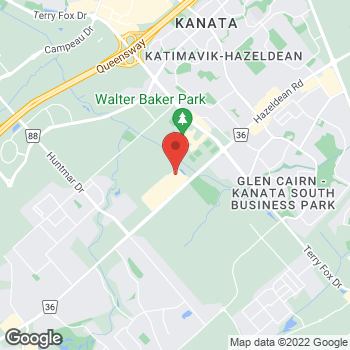 Map of Bed Bath & Beyond at 5487 Hazeldean Road, Stittsville, ON K2S0P5