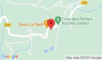 Route des 3 villages 38660 Plateau des Petites Roches