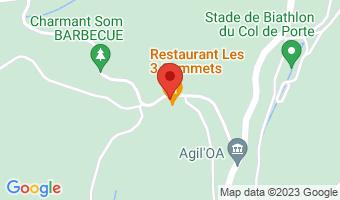 Route du Charmant Som/Col de porte 38700 Sarcenas