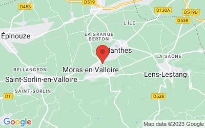 Route de Fontblanchet, 26210 Moras-En-Valloire, Rhone-Alpes, France
