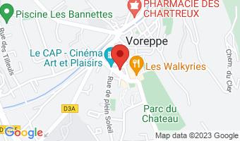 Place Armand Pugniot 38340 Voreppe