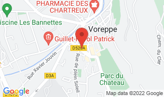 5 place Armand Pugnot 38340 Voreppe