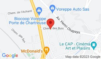 Chemin des Buis 38340 Voreppe