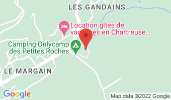 1 chemin du Bec Margain - Camping des Petites Roches 38660 Plateau des Petites Roches