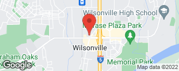 Map of 29955 SW Boones Ferry Rd in Wilsonville