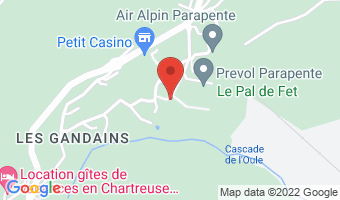 Parc Prélacour Le Chalet 38660 Plateau des Petites Roches