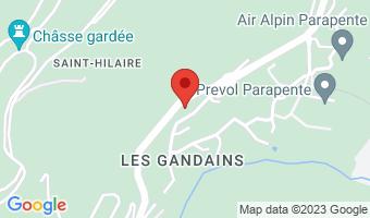 10 chemin des Gandins 38660 Saint-Hilaire du Touvet