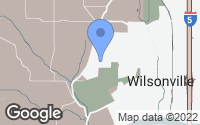 Map of Wilsonville, OR