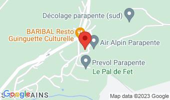 Les Gaudes 38660 Plateau des Petites Roches