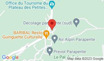 102 route des 3 villages 38660 Plateau des Petites Roches