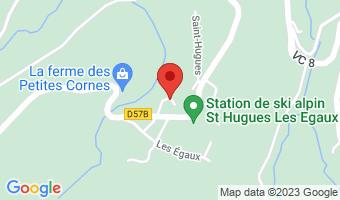 Les Egaux 38380 Saint-Pierre-de-Chartreuse