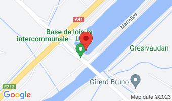 1300 Route du Lac 38660 La Terrasse