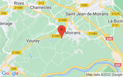 600, ROUTE DE SAINT QUENTIN, 38210 Tullins, Rhone-Alpes, France