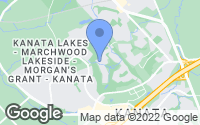 Map of Kanata, ON