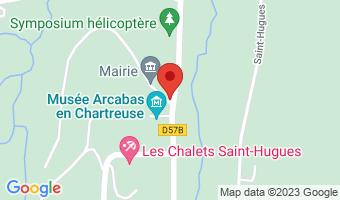St Hugues 38380 Saint-Pierre-de-Chartreuse