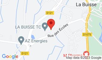 Rue des Ecoles 38500 La Buisse