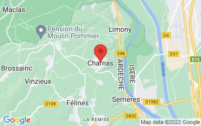 70 Place de la Mairie, 07340 Charnas, France