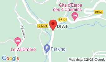 La Diat 38380 Saint-Pierre-de-Chartreuse