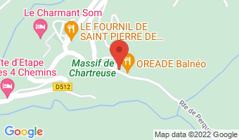 Base d'accueil de Station de Trail © de Chartreuse - Chemin de Perquelin 38380 Saint-Pierre-de-Chartreuse