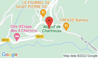 Place de la Mairie 38380 Saint-Pierre-de-Chartreuse