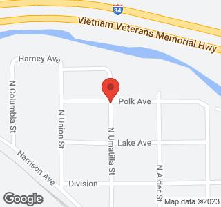 Polk Ave