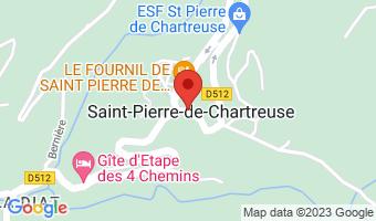 Le Bourg 38380 Saint-Pierre-de-Chartreuse