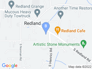 Map of Just Like Home Dog Boarding Dog Boarding options in Oregon City | Boarding