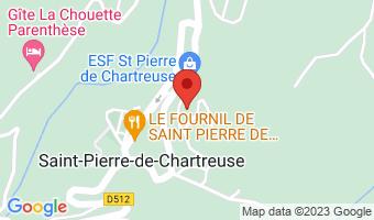 l'églantier 38380 Saint-Pierre-de-Chartreuse