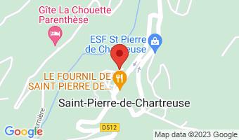 Bois des Lièvres 38380 Saint-Pierre-de-Chartreuse