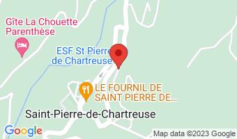 Pré Sud 38380 Saint-Pierre-de-Chartreuse