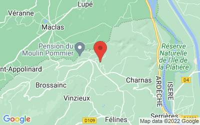 Picardel, 07340 Charnas, France