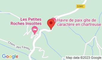 3170 route du col de Marcieu 38660 Saint-Bernard du Touvet
