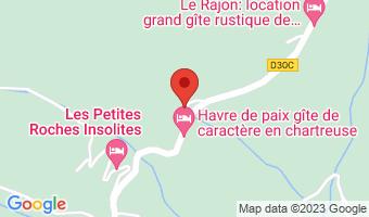 21 chemin du Maïu 38660 Plateau des Petites Roches