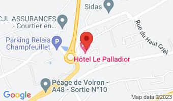 4, rue A.Bouffard-Roupé 38500 Voiron