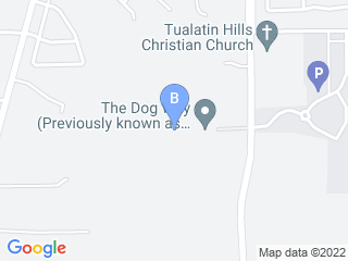 Map of Canine Country Dog Boarding options in Tualatin | Boarding
