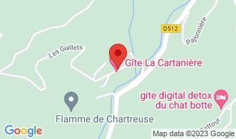 La coche 38380 Saint-Pierre-de-Chartreuse