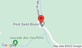 Pont St Bruno 38380 Saint-Laurent-du-Pont