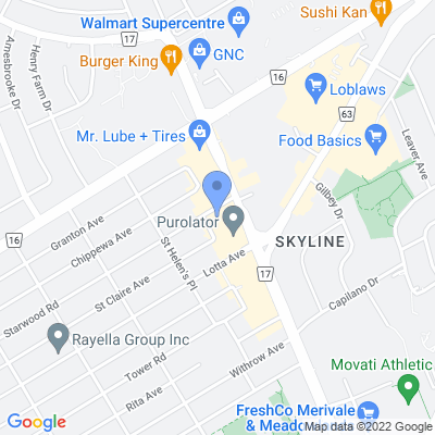 Local Heroes Map