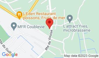 Route de Vouise 38500 Coublevie