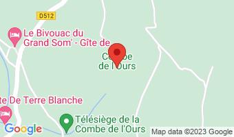 La Combe de l'Ours 38380 Saint-Pierre-de-Chartreuse