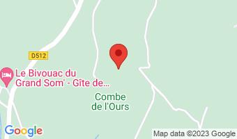 Combe de l'Ours 38380 Saint-Pierre-de-Chartreuse