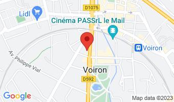 Communauté d'Agglomération du Pays Voironnais 38516 Voiron