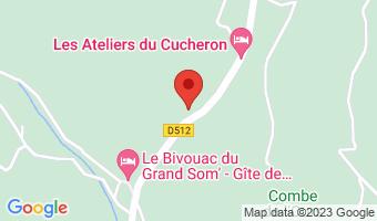 Route du col du cucheron 38380 Saint-Pierre-de-Chartreuse