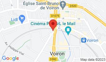 6 boulevard de la république 38500 Voiron