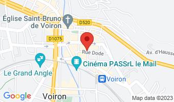 7, rue Dode 38500 Voiron