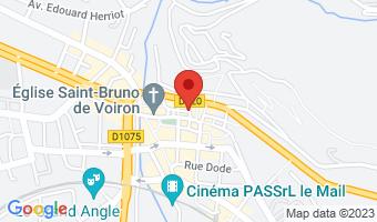 7 place Léon Chaloin 38500 Voiron