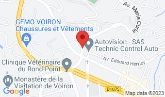 Place Saint Pierre 38500 Voiron